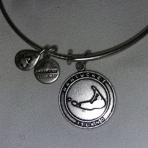 Nantucket Island Alex and Ani Bracelet